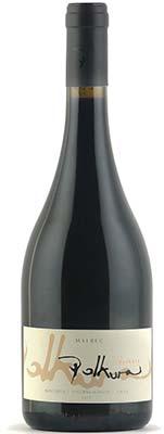 Botella Polkura Malbec